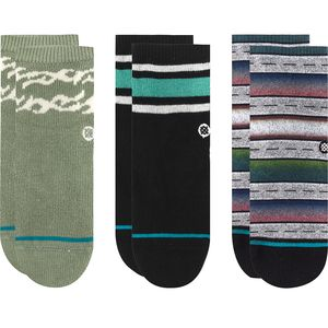 Stance Boyd Sock - 3-Pack - Toddlers'