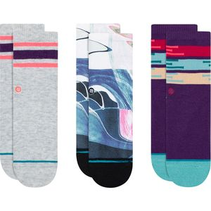 Stance Cassini Sock - 3-Pack - Toddlers'