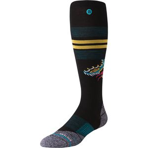Stance Ctrl Alt Dlt Ultralight Merino Wool Ski Sock - Men's