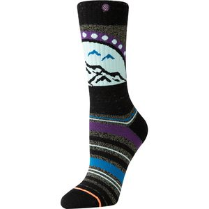 Stance Speckled Wood Outdoor Sock - Women's