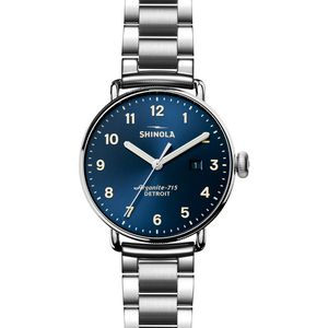 Shinola Canfield 38mm/43mm Watch