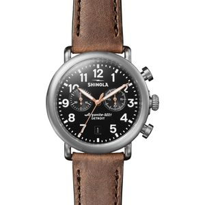 Shinola Runwell Chrono 41mm Watch - Men's