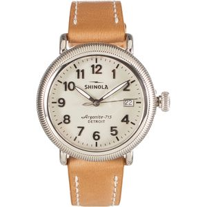 Shinola 38mm Runwell Coin Edge 3HD Watch