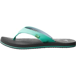 Sanuk Yoga Mat Flip-Flop - Girls'