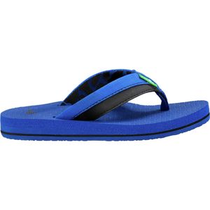 Sanuk Root Beer Cozy Light Flip Flop - Boys'