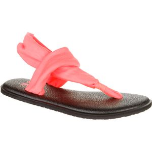 Sanuk Yoga Sling Burst Sandal - Toddler Girls'