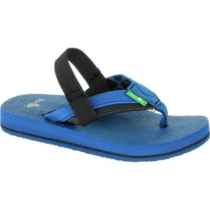 Sanuk Root Beer Cozy Light Flip Flop - Toddler Boys'
