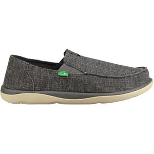 Sanuk Vagabond Tripper Grain Slub Shoe - Men's