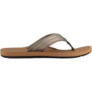 Sanuk Land Shark Flip Flop - Men's