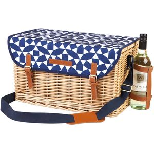Sunnylife Luxe Picnic Basket