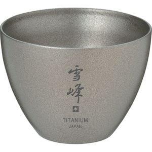 Snow Peak Titanium Sake Cup Sale