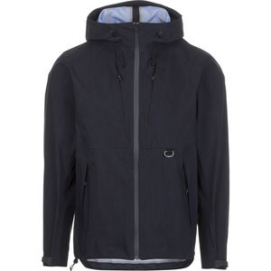Snow Peak Indigo 3L Rain Jacket - Men's