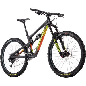 Santa Cruz Bicycles Nomad Carbon S Complete Mountain Bike - 2017