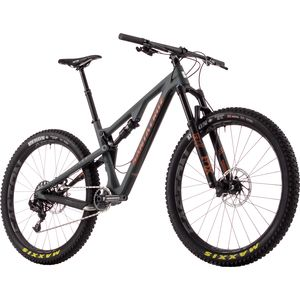 Santa Cruz Bicycles Tallboy Carbon CC 27.5+ X01 Complete Mountain Bike - 2017