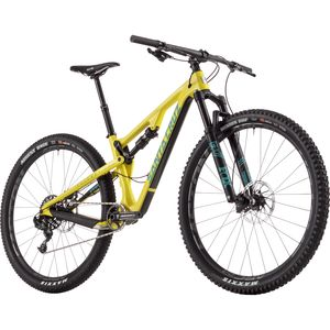 Santa Cruz Bicycles Tallboy Carbon CC 29 X01 Complete Mountain Bike - 2017