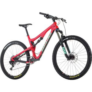 Santa Cruz Bicycles 5010 2.0 Carbon R1 Complete Mountain Bike - 2017