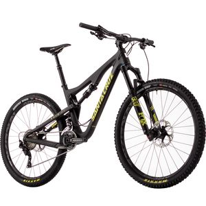 Santa Cruz Bicycles 5010 2.0 Carbon CC XT Complete Mountain Bike - 2017