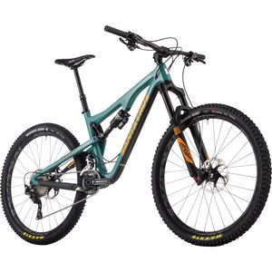 Santa Cruz Bicycles Bronson 2.0 Carbon CC XT Complete Mountain Bike - 2017