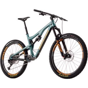 Santa Cruz Bicycles Bronson 2.0 Carbon CC X01 Eagle ENVE Complete Mountain Bike - 2017