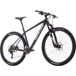 Santa Cruz Bicycles Highball Carbon CC 29 XT Complete Mountain Bike - 2017