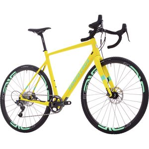 Santa Cruz Bicycles Stigmata Carbon CC Force CX1 ENVE Complete Cyclocross Bike - 2017