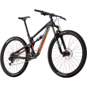 Santa Cruz Bicycles Hightower Carbon 29 R Complete Mountain Bike - 2017