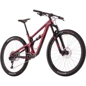 Santa Cruz Bicycles Hightower Carbon CC 29 X01 Eagle Complete Mountain Bike - 2017