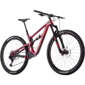 Santa Cruz Bicycles Hightower Carbon CC 29 XX1 Eagle Complete Mountain Bike - 2017
