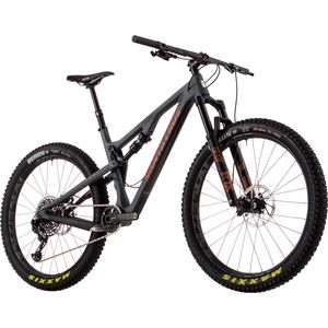 Santa Cruz Bicycles Tallboy Carbon CC 27.5+ X01 Eagle Complete Mountain Bike - 2017