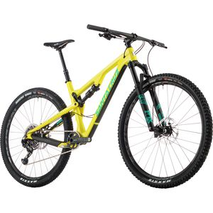Santa Cruz Bicycles Tallboy Carbon CC 29 X01 Eagle Complete Mountain Bike - 2017