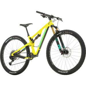Santa Cruz Bicycles Tallboy Carbon CC 29 XX1 Eagle Complete Mountain Bike - 2017