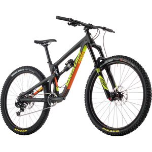 Santa Cruz Bicycles Nomad Carbon R Complete Mountain Bike-2017