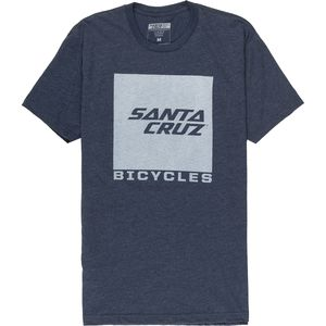 Santa Cruz Bicycles Squared T-Shirt - Men's