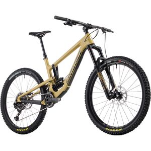 Santa Cruz Bicycles Nomad Carbon CC X01 RCT Coil Complete Mountain Bike - 2018
