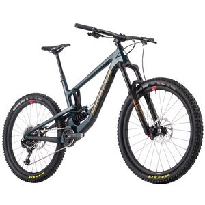 Santa Cruz Bicycles Nomad Carbon CC X01 Reserve RCT Coil Mountain Bike - 2018
