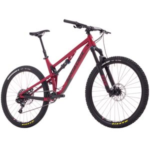 Santa Cruz Bicycles 5010 2.1 R Complete Mountain Bike - 2018