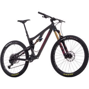 Santa Cruz Bicycles Bronson 2.1 Carbon CC XX1 Eagle Complete Mountain Bike - 2018