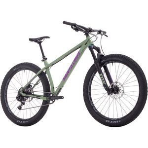 Santa Cruz Bicycles Chameleon 27.5+ R Complete Mountain Bike - 2018