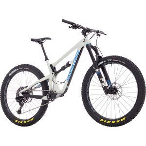 Santa Cruz Bicycles Hightower Carbon 27.5+ S Complete Mountain Bike - 2018