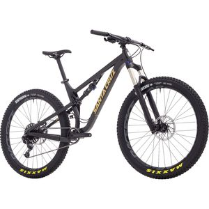 Santa Cruz Bicycles Tallboy 27.5+ D Complete Mountain Bike - 2018