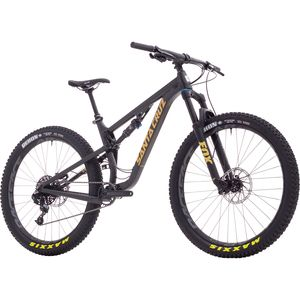Santa Cruz Bicycles Tallboy 27.5+ R Complete Mountain Bike - 2018