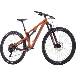 Santa Cruz Bicycles Tallboy Carbon 29 XE Complete Mountain Bike - 2018