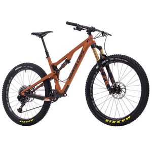 Santa Cruz Bicycles Tallboy Carbon CC 27.5+ XX1 Eagle Complete Mountain Bike - 2018