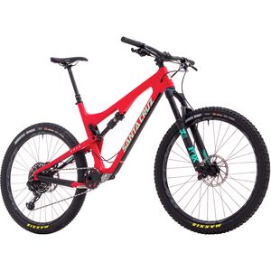Santa Cruz Bicycles 5010 2.0 Carbon GX Eagle Complete Mountain Bike - 2017