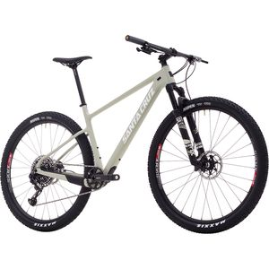 Santa Cruz Bicycles Highball Carbon CC X01 Eagle Complete Mountain Bike