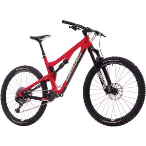 Santa Cruz Bicycles 5010 Carbon CC X01 Eagle Complete Mountain Bike - 2017