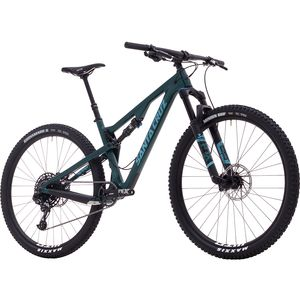Santa Cruz Bicycles Tallboy 29 Carbon R Mountain Bike - 2019