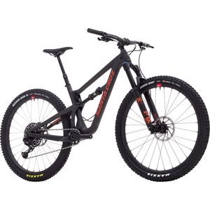 Santa Cruz Bicycles Hightower Carbon S Reserve Complete Mountain Bike
