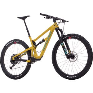 Santa Cruz Bicycles Hightower Carbon S Reserve Mountain Bike - 2019