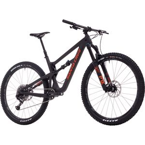 Santa Cruz Bicycles Hightower Carbon CC X01 Eagle Complete Mountain Bike